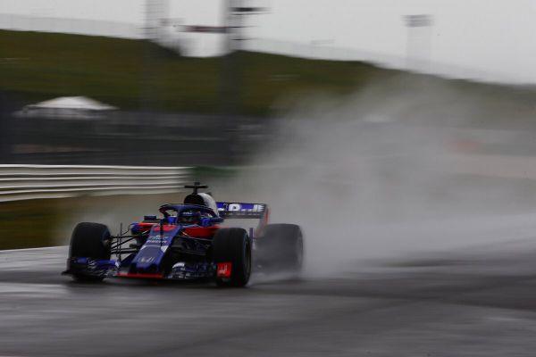 """Формула-1. """"Торо Россо"""" показал болид на новый сезон (+ФОТО)"""