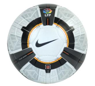 Nike представив офіційний м'яч чемпіонату Іспанії сезона-2009/2010 (ФОТО)