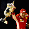 Формула-1. Феттель продовжив штампувати перемоги в Бахрейні (ФОТО)