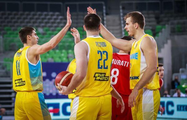 Євробаскет-2022. Україна - Австрія - 70:67 (ВІДЕО)