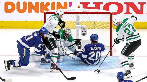 НХЛ. Фінал. Матч 2.
