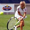 Кароліна Возняцкі навчилася грати в крикет (ВІДЕО)