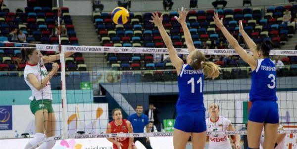 Україна покидає жіночий ЧЄ-2017 з волейболу