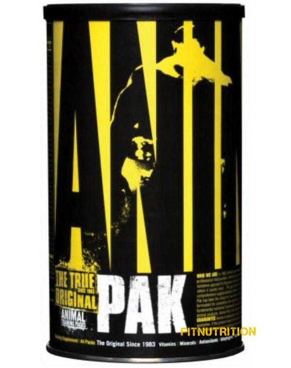 Animal Pak – лидер спортивных витаминно-минеральных добавок