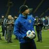 Збірна України весело потренувалась перед сербами (ФОТО)