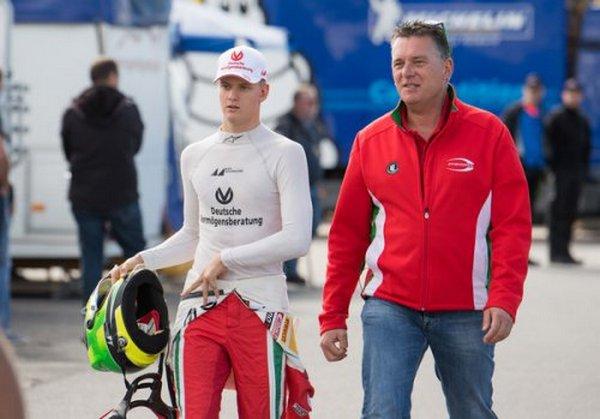Шумахер-младший: Хочу стать чемпионом Ф-1