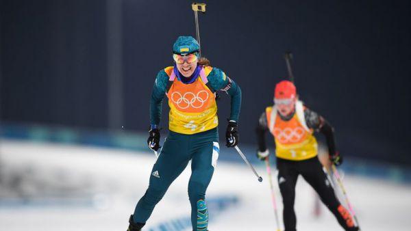 Кубок світу з біатлону. Дві українки увійшли у топ-10