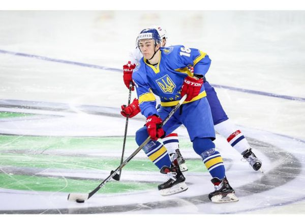 ЧМ по хоккею. Украина проиграла третий матч подряд