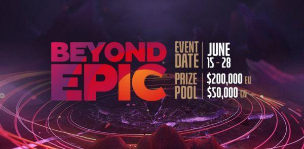 BEYOND EPIC: главный киберспортивный турнир июня
