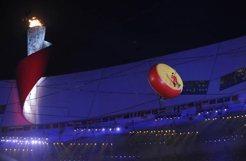 закриття олімпійських ігор фото відео