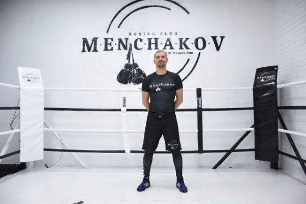 школа бокса Менчакова киев