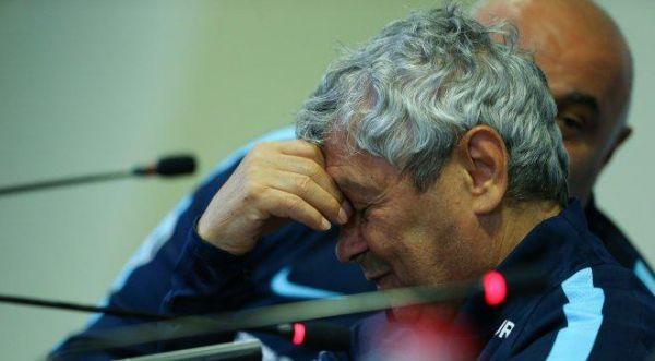 Луческу звинуватив арбітрів усвідомій диверсії проти збірної Туреччини