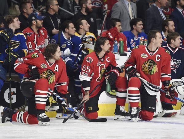 НХЛ. Матч всіх зірок. Конкурси і змагання (ВІДЕО)