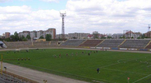 У Львові горів стадіон на 14 тисяч місць (ВІДЕО)