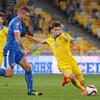 Україна - Словаччина. Невдалий старт сезону (ФОТО)