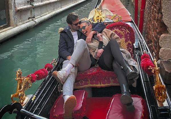 Мілевський шикарно відпочиває у Венеції (ФОТО)