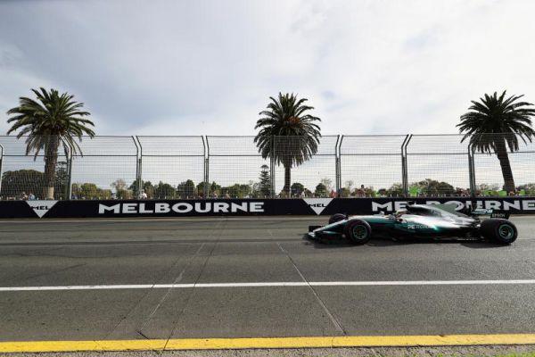 Формула-1. Гран-прі Австралії. ОНЛАЙН