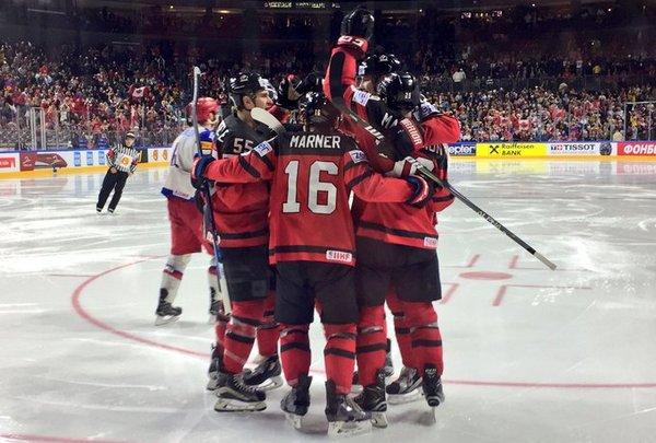 ЧМ-2017 по хоккею. Канада и Швеция разыграют титул