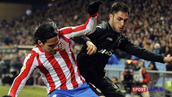 Атлетико делает шаг к финалу