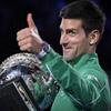 Восьмий титул Джоковіча на Australian Open (ФОТО)