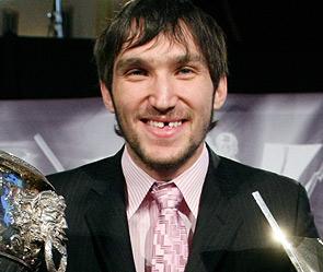 Хокеїст Олександр Овечкін став модельєром (ФОТО)