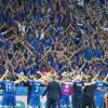 Євро-2016. Ісландія закохала в себе світ, чемпіон покинув турнір (ФОТО)