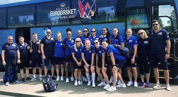 Жіночий Євробаскет-2019. Україна - Іспанія - 77:95 (ВІДЕО)