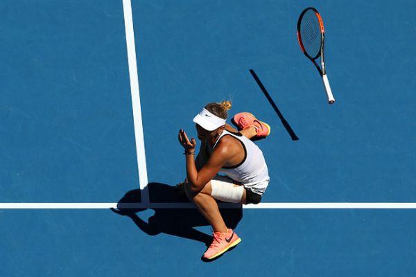 Australian Open. Юніори. Фінал. Костюк - Масарова - 7:5, 1:6, 6:4 (ВІДЕО)