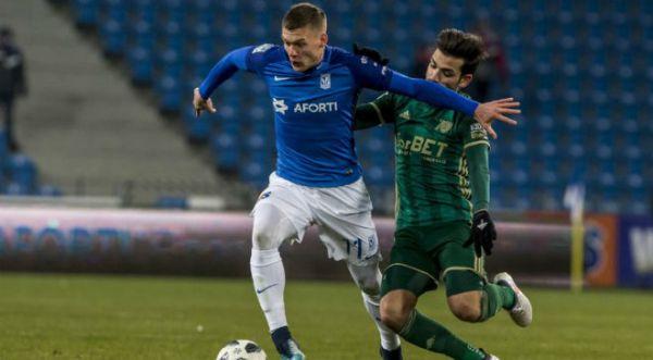 Хобленко забив перший гол за