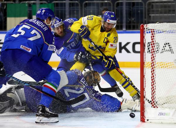 ЧМ-2017 по хоккею. Чехия и Швеция уничтожили соперников, неудача немцев