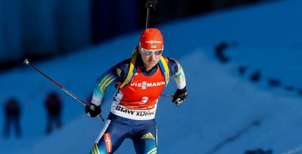 Збірна України провалила передолімпійську репетицію наКубку світу з біатлону
