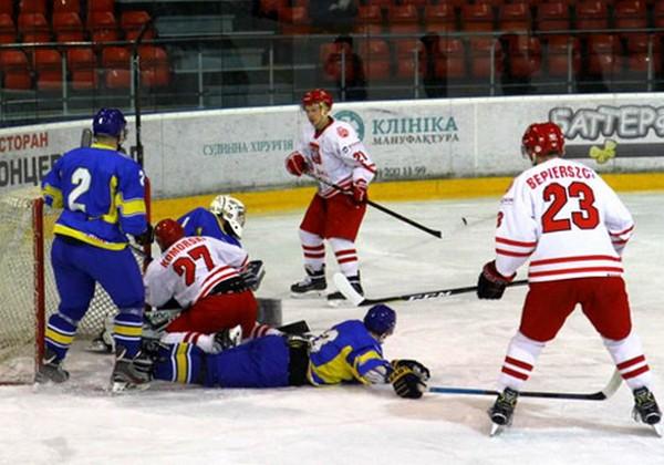 ЧС з хокею. Польща - Україна - 7:3 (ВІДЕО)