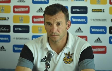 Шевченко: Міг очолити збірну ще після Євро-2012