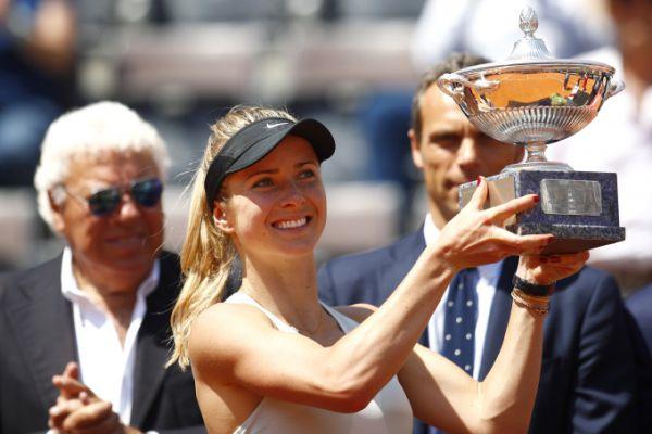 WTA Рим. Як Світоліна зробила фурор в Італії (ФОТО)