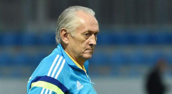 Збірна України провалила перший тайм із Македонією— Фоменко
