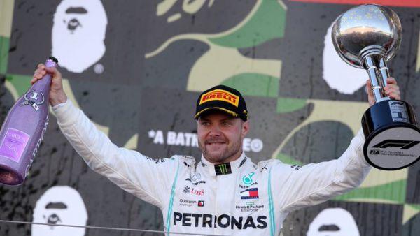 Формула 1. Як Боттас тріумфував в Японії (ФОТО)