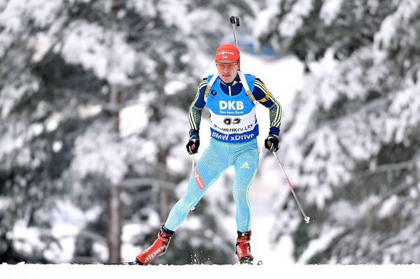 Кубок мира по биатлону. Семенов стал 7-м в спринте, еще трое наших – в топ-30