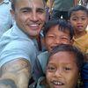 Благодійність Фабіо Каннаваро - легенда у Камбоджі (ФОТО)