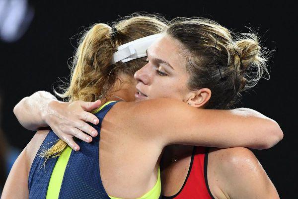 Australian Open. Фінал. Каролін Возняцкі - Сімона Халеп (ВІДЕО)