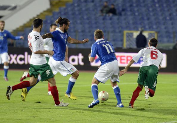2:2. Болгарія - Італія (ФОТО)
