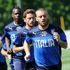 Відкрите тренування збірної Італії (ФОТО)