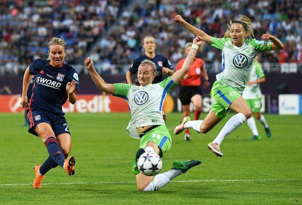 Жіночу Лігу чемпіонів виграв французький «Ліон»