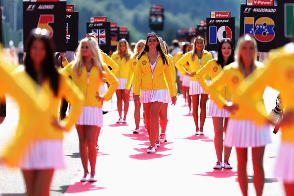 Непередбачуване Гран Прі Бельгії (ФОТО)