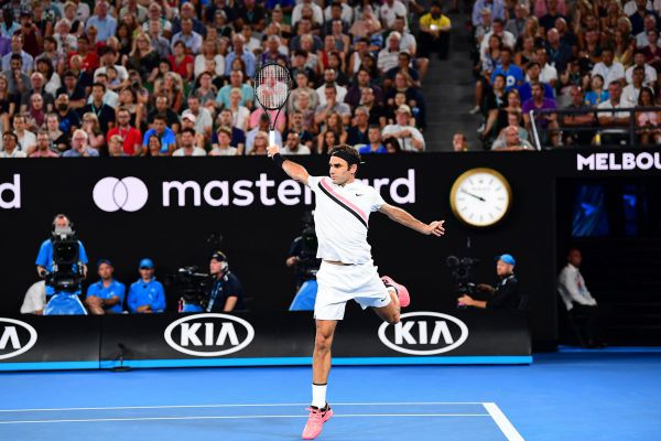 Australian Open. Двадцятий гренд-слем легенди Федерера (ФОТО)