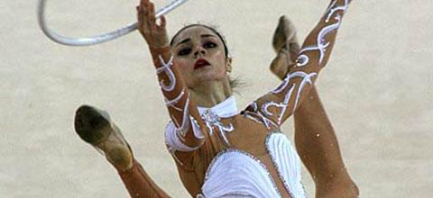 Ганна Безсонова увійшла у ТОП-10 гімнастів Пекінської Олімпіади