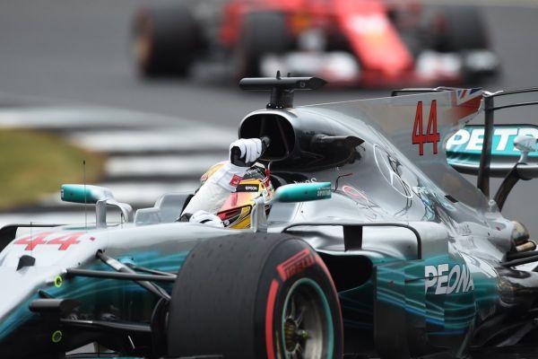 Формула-1. Гран-при Великобритании. Четвертая подряд домашняя победа Хэмилтона