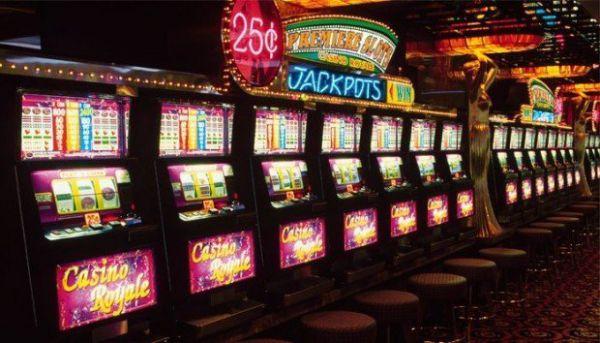 Игровые автоматы – удовольствие от азарта