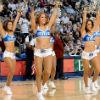 Сексуальна група підтримки чемпіонів НБА (ФОТО)