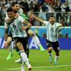 ЧС-2018. Емоційний вихід аргентинців, тріумфи хорватів та перуанців (ФОТО)