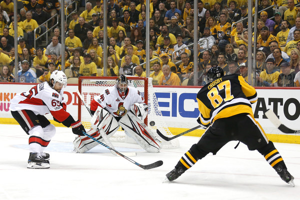 """НХЛ. """"Питтсбург"""" победил """"Оттаву"""" в овертайме и вышел в финал Кубка Стэнли"""